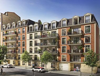 Achat appartement neuf la garenne colombes immobilier for Achat du neuf