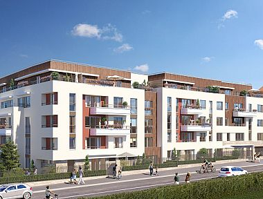 Achat appartement neuf bezons immobilier neuf bezons for Achat du neuf