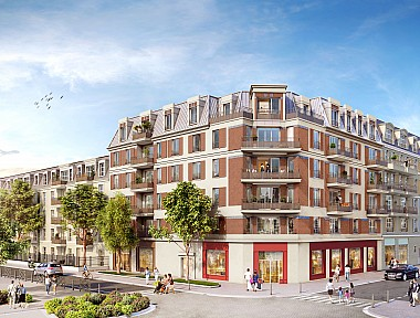 Achat appartement neuf clamart immobilier neuf clamart for Achat du neuf